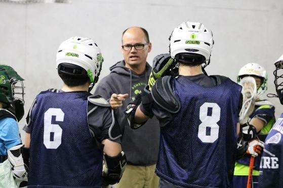 Indoor Coach Tom