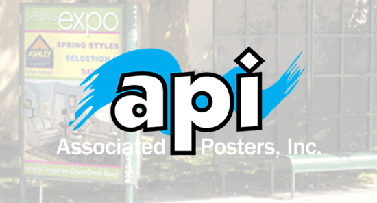 associated posters logo